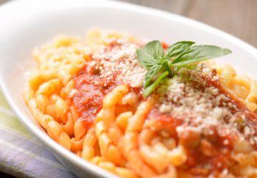 Sauce bolognaise végétarienne aux champignons
