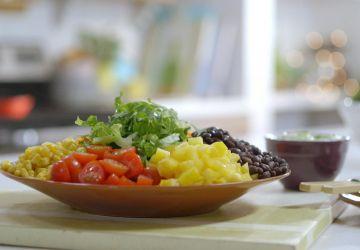 Salade du sud-ouest