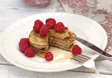 Pancakes à base de 3 ingrédients