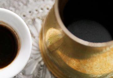 Café à la cardamome