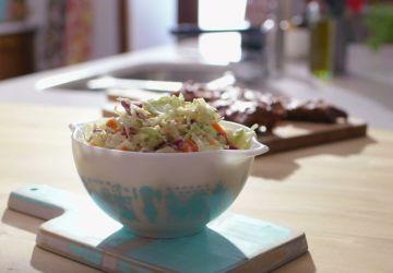 Salade de chou rapido