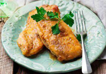 Escalopes de poulet au Marsala