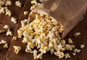 Popcorn protéiné