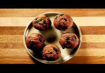 Muffins moelleux aux bleuets