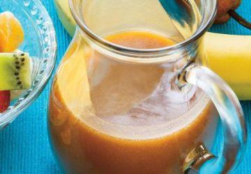 Sauce au sucre à la crème de Clémence