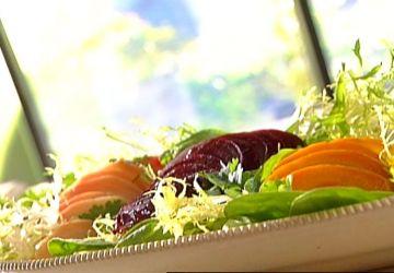 Salade de betteraves asiatique