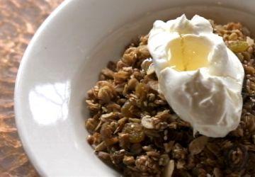 Céréales granola de Sofra