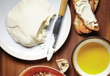 Fromage ricotta sans lactose