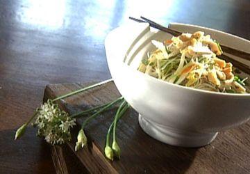 Salade de poulet vietnamienne