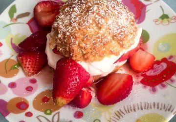 Shortcakes aux fraises