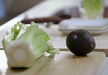 Salade de céleri d'Alex