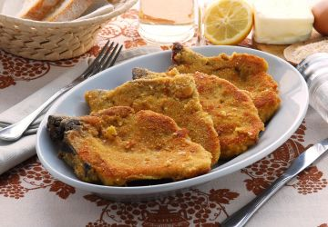 Escalopes à la milanaise