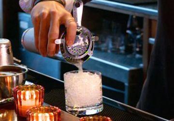 Cocktail Ellison au gin et concombre